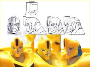 Transformers News: Takara Tomy Transformers Adventure TAV-01 Bumblebee Designer Yuya Onishi Interview