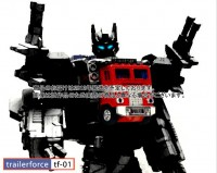 Xovergen TrailerForce TF-01 Robot Mode Teaser Images