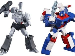 TakaraTomy Transformers Masterpiece Reissues MP-22 Ultra Magnus & MP-36 Megatron