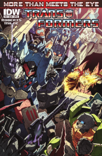 Transformers News: Transformers: More Than Meets The Eye Ongoing #15 Preview