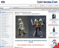 Special discount for Seibertronians at EpicHeroes.com