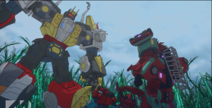 Transformers News: Aggressive Back Rubs: Machinima's Transformers Power of the Primes Episode 2 REVIEW