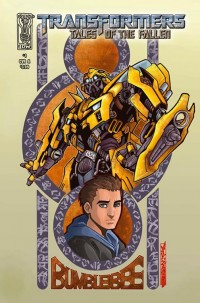 Transformers News: Transformers: Tales of the Fallen #1 Preview