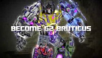 Transformers News: Transformers: Fall of Cybertron G2 Bruticus Trailer