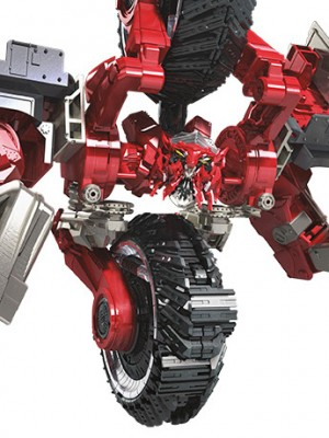 Transformers: Studio Series 55 Constructicon Scavenger Video Review
