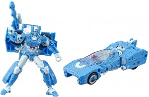 Transformers News: Transformers: SIEGE Deluxe Autobot Chromia Video Review!