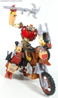 New Galleries: United Wreck-Gar, Tracks, and Bumblebee