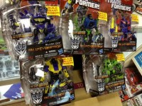 Transformers Generations: Fall of Cybertron Wave 2 Released in Hong Kong