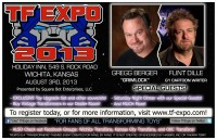 Transformers News: TFExpo 2013 Updates