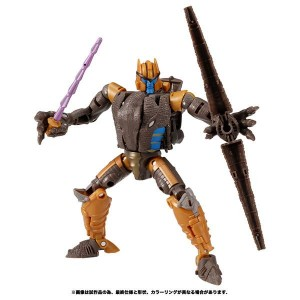 New Stock Images for Kingdom Airazor, Dinobot, Huffer, Ractonite and More from Studio Series