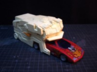 Transformers News: FansProject Update: G3 Trailer Gallery and Teaser of TFX - Protector Armor
