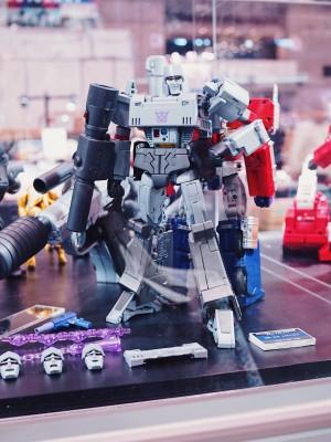 Wonderfest 2017 - Full Images of Takara Tomy Transformers Masterpiece MP-36 Megatron #TFワンフェス17w