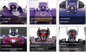 Top 10 Best Shockwave Transformers Toys (Updated)