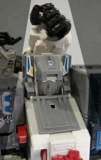 Transformers News: Transformers Generations Titan Class Metroplex Teaser Images