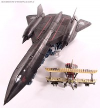 New Toy Galleries: Leader Jetfire, Scouts Depthcharge and Ransack