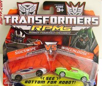 In Box Images of RPM Wrecklose and Sideways, Nightwatch Bumblebee and Patrol Barricade, Plus More.