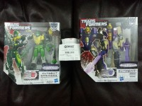 Transformers News: Transformers Generations Springer and Blitzwing Sighted at Retail