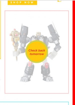 Transformers News: Your Options if you Missed out on Transformers Throne of the Primes on HTS