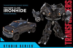 Transformers News: Ages Three and Up Product Updates - Sept 01, 2018