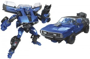 Transformers News: Video Review of Studio Series Car Mode Dropkick On YouTube