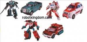 Transformers News: Takara Henkei Autobot Warriors Three-Pack Pre-orders: Ratchet, Kup, Perceptor (Asia Exclusive)