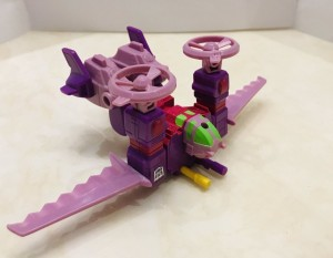 Transformers News: Pictorial Review of G1 Region Exclusive Turbo Master (Action Master Elite)