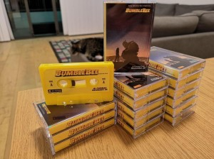 Transformers Bumblebee Movie Cassettes Given Out By Paramount Australia