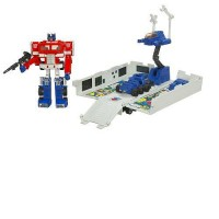 Transformers News: 25th Anniversary G1 Optimus Prime reissue for $34.99 at Toysrus.com
