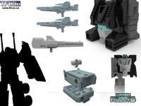 TFcon 2011 Registration Update and Exclusive Revealed: Head Robots Stronghold