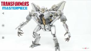 New Video Review of Transformers MPM-10 Starscream