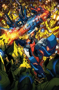 Transformers News: Transformers Comic Book Artist Alex Milne to attend TFcon 2013