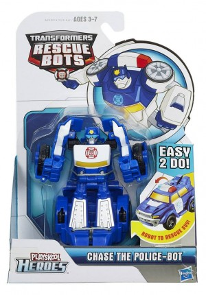 Transformers: Rescue Bots Rescan Series 3 Boulder and Chase Revealed