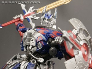 Exclusive In-Hand Images - Transformers Age of Extinction / Lost Age Optimus Prime by FuRyu