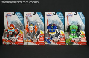 New Transformers Rescue Bots Figures Including More Show Accurate Paint Schemes in Stock at Entertainment Earth