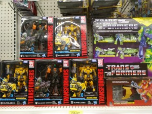 Transformers Studio Series Wave 3 with VW Bumblebee Found at Walmart Canada