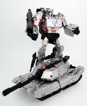 Transformers News: New Images and Comparison - Takara Tomy Transformers Legends LG13 Megatron