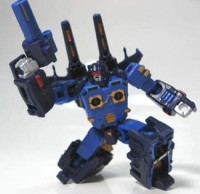 Perfect Effect PE-01 FR (Frenzy and Rumble) Shadow Warrior Two Pack Revealed