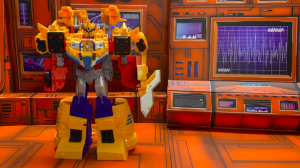 Video Review for Transformers Cyberverse Ark Power Optimus Prime
