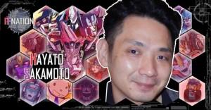 Transformers News: TFNation 2016 Guest Update - Hayato Sakamoto