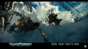 Transformers News: New TV Spot for Transformers: The Last Knight - 'Forgive Me'