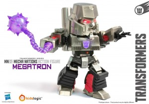 Transformers News: Additional Images of Kids Logic MN03 Mecha Nations Megatron