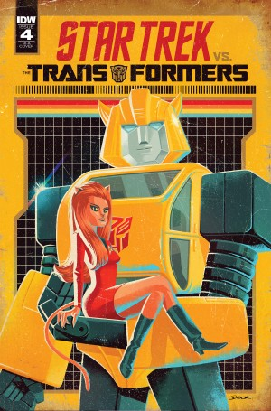 Transformers News: IDW Publishing Comics Solicitations for December 2018