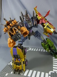 Transformers News: In-Hand Images: Takara Tomy Transformers Generations Combaticons
