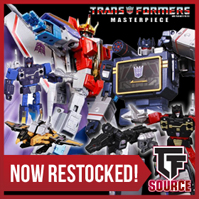 Transformers News: TFsource News! Zeta Toys, Shadow Fisher, MMC Volture / Buzzard, DX9 Seekers, Masterpiece & More!