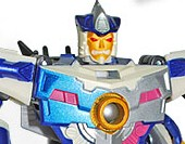 Transformers News: BotCon Sky-Byte Head Detail