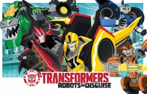 Transformers: Robots In Disguise Season 2 now available on Netflix!