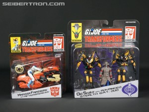 Transformers News: Marissa Faireborn & Afterbreaker and Old Snake & Stealth B.A.T.s in the Club Store now!