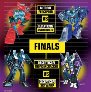 Transformers News: Hasbro launch vote tomorrow for G1 Reissue to launch in Spring 2020 in Walmart