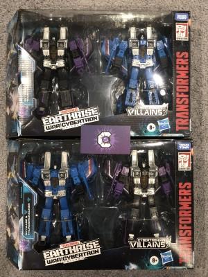 Variant Earthrise Thundercracker and Skywarp Boxset Found
