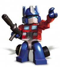 Transformers News: A Holiday Message from Kre-o!